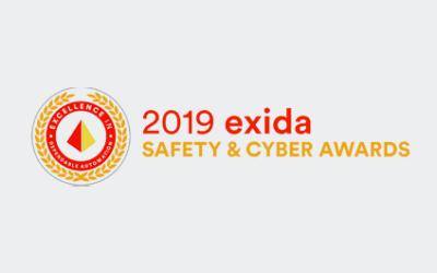 HONEYWELL ControlEdge PLC – EXIDA Embedded Device Safety Award