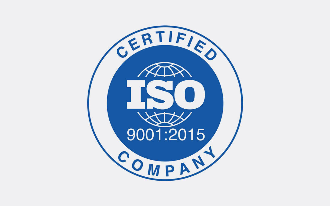 MSZ EN ISO 9001:2015 – ISO tanúsítvány 2021